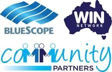 bluescope logo sponsors