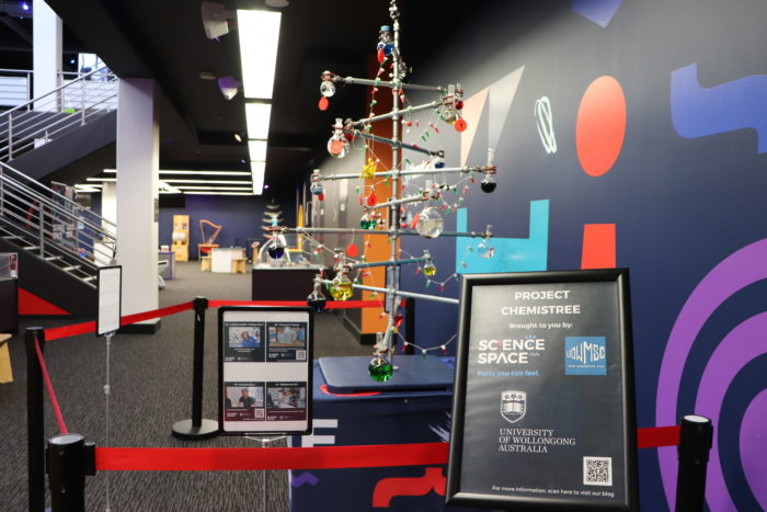project chemistree at science space