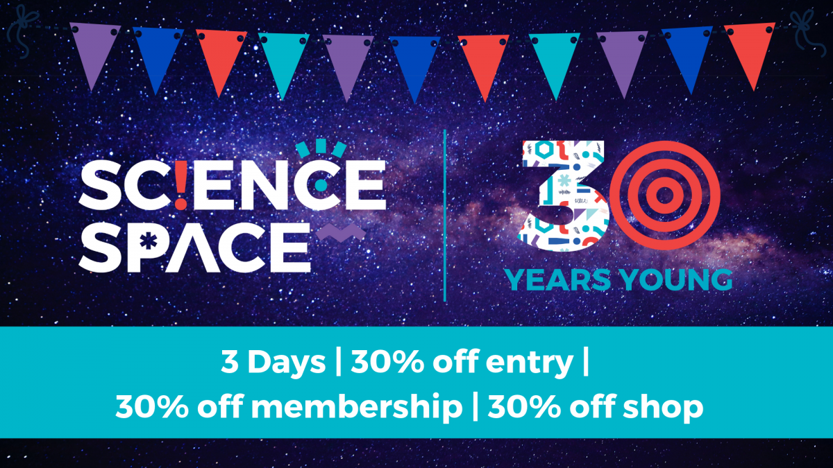 Science Space Wollongong Turns 30