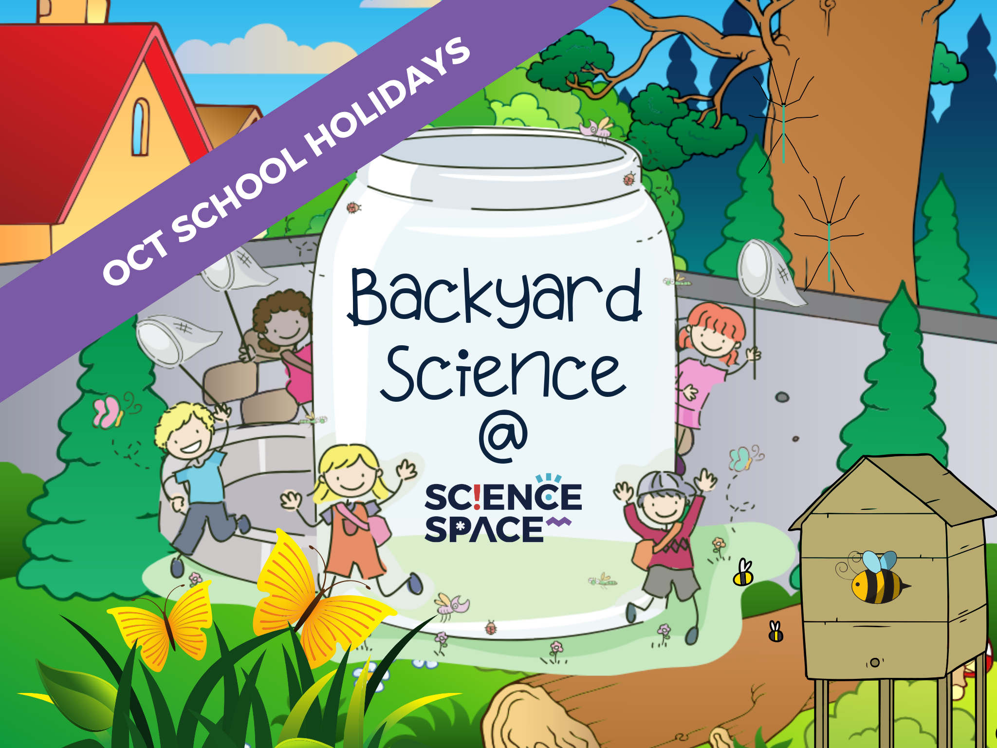 October School Holidays Science Space Wollongong